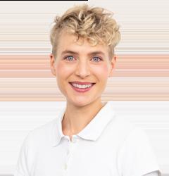 Anna Lena Hasewinkel - Dr. Stanke & Kollegen - Ihre Zahnarztpraxis mit eigenem Dentallabor in Hamm.