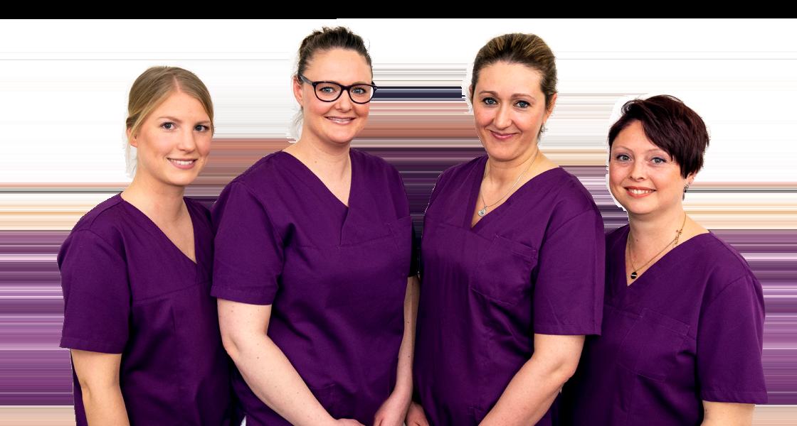 Team Anmeldung - Dr. Stanke & Kollegen - Ihre Zahnarztpraxis mit eigenem Dentallabor in Hamm.