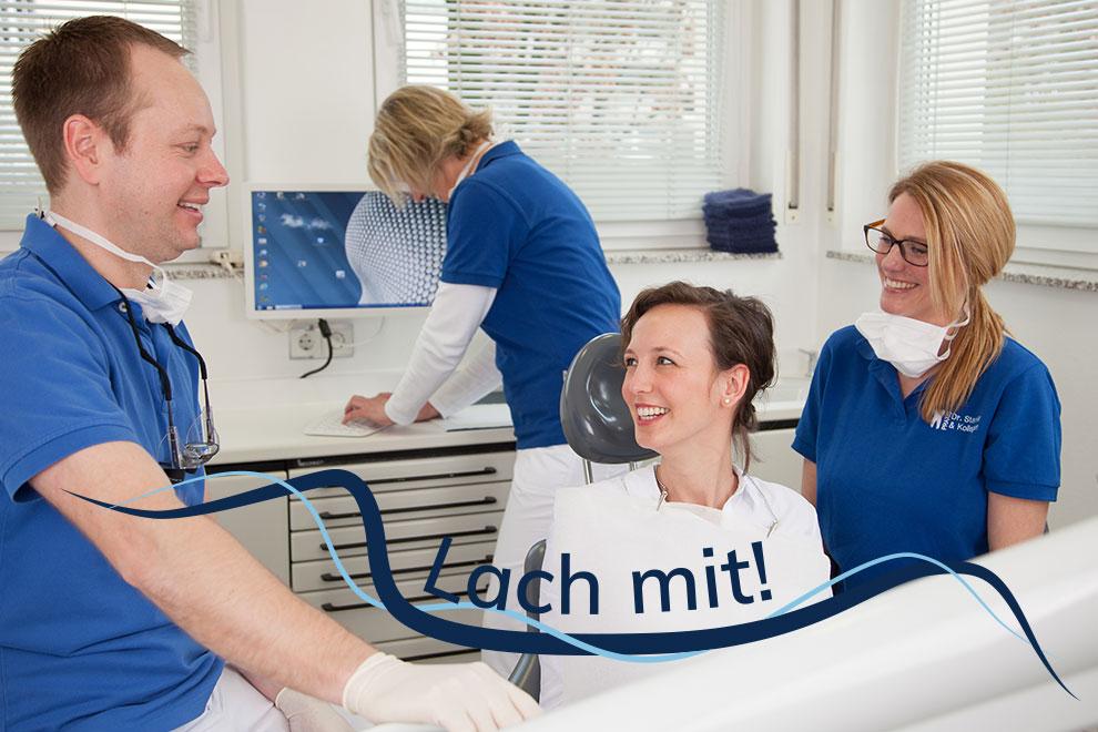 Ästethische Zahnheilkunde - Dr. Stanke & Kollegen - Ihre Zahnarztpraxis mit eigenem Dentallabor in Hamm.